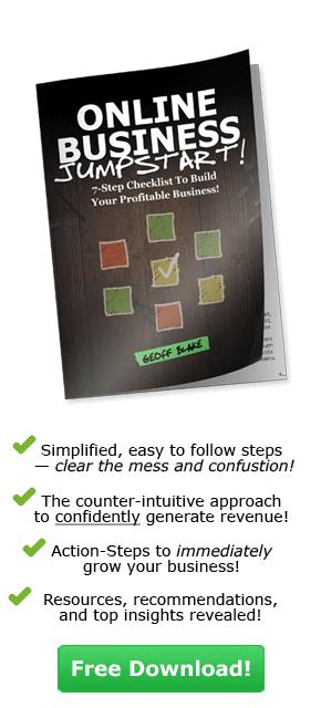 Online Business Jumpstart!