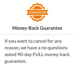 Web Hosting Hub offers a 90-day money-back refund policy