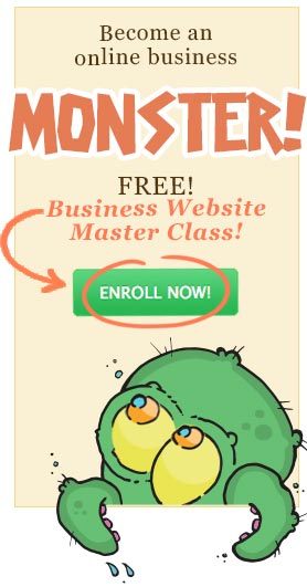 Free business website master class!